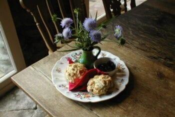 The cloisters tearoom